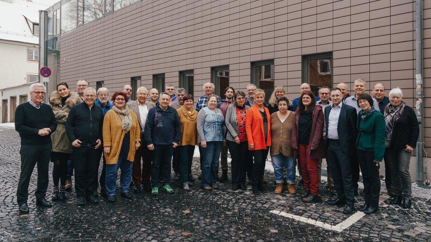 Bezirksvorstand Ulm-Oberschwaben