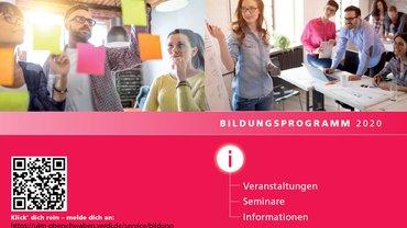 Bildungsprogramm des Bezirk Ulm-Oberschwaben