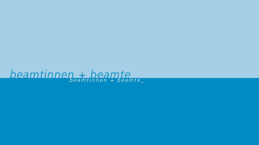 Logo der Beamtinnen und Beamte