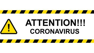 ATTENTION!!! CORONAVIRUS